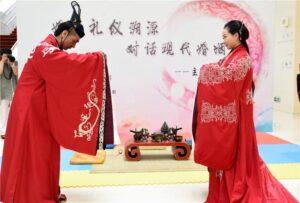 پوشاک مردم چین